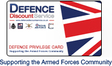 armed forces defence discount beach combers